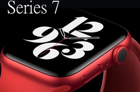 اپل واچ سری ۷ در نسخههای ۴۱ و ۴۵ میلیمتری از راه میرسد