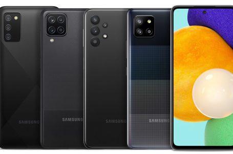 سامسونگ روی گوشی ۵G ارزانقیمت گلکسی A13 کار میکند